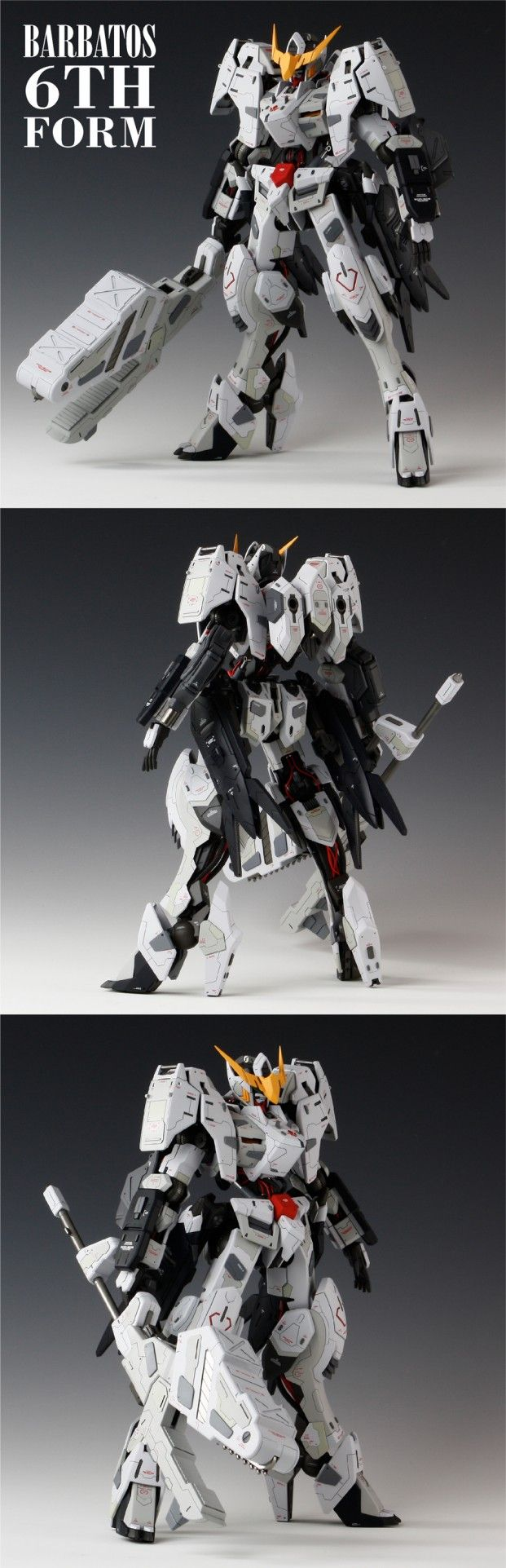 POINTNET.COM.HK - 情境作品 1/100 Gundam Barbatos