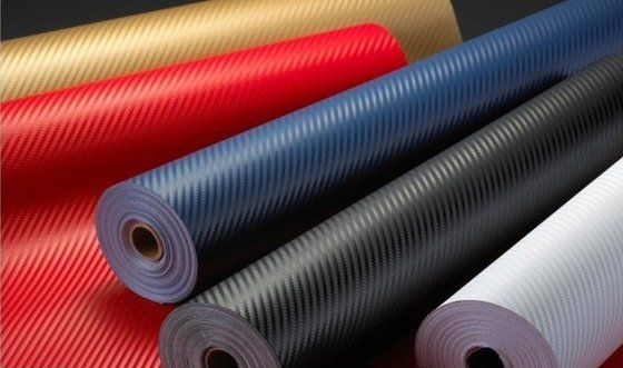 3d Textured Carbon Fibre Wrap Fablon A4 / 1mtr Sticky Back Plastic Sign Making | eBay