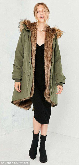 The outerwear fashions you will see everywhere this winter #dailymail