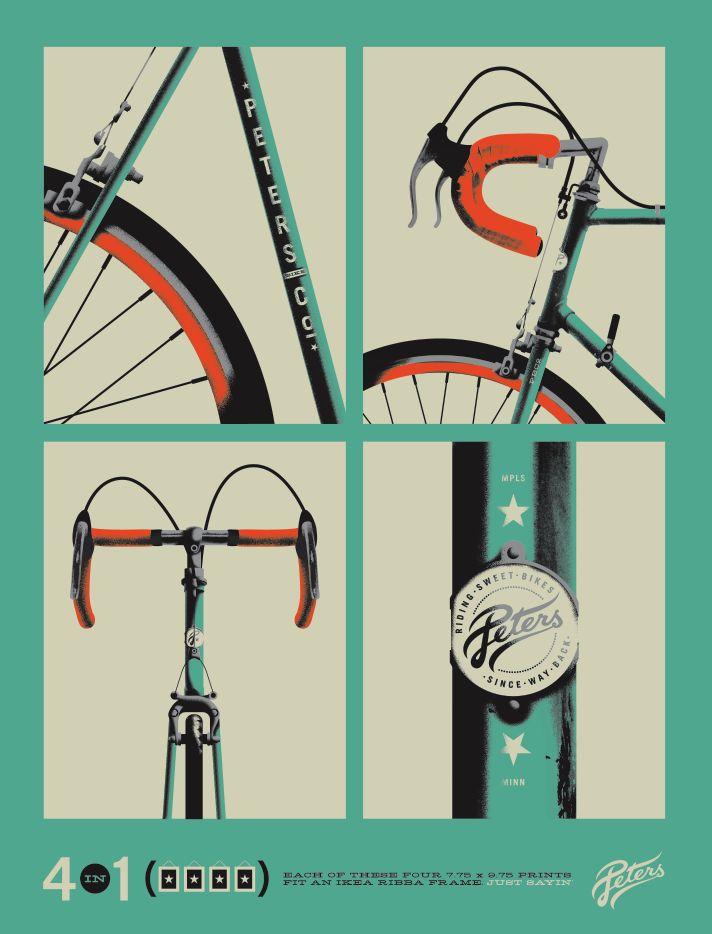 Allen Peters, Artcrank Poster & Portfolio - Have a funny feeling I'll be…