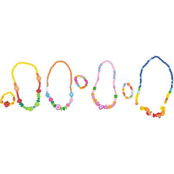 Bransoletki i naszyjniki DIY #creative #gifts  http://www.mojebambino.pl/akcesoria-do-tworzenia-bizuterii/1030-mini-zestaw-koralikow.html