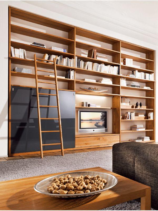 CUBUS Bookcase by TEAM 7 Natürlich Wohnen design Sebastian Desch