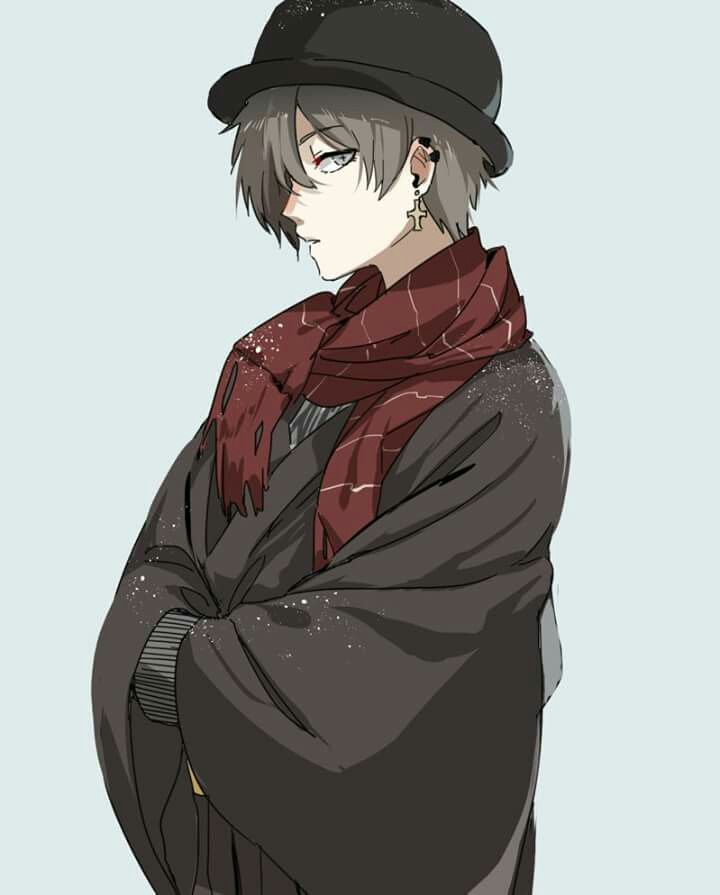 Anime Guy Winter Scarf Hat Cosplay Anime Anime Hats Anime