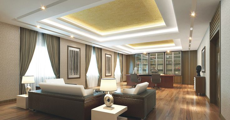 Chinese Ceo Office With Sofa And Table Lamps Download 3d House Ceo Office In 2019 Ceo