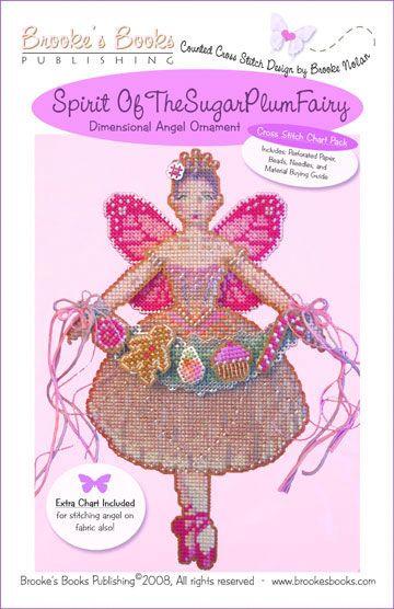 Brooke`s Books Publishing Spirit of Sugar Plum Fairy/ цена 791 рубль