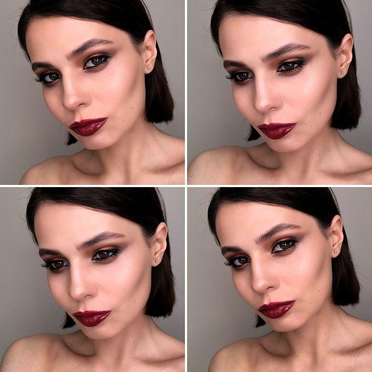Evening makeup by #karpovichmakeup