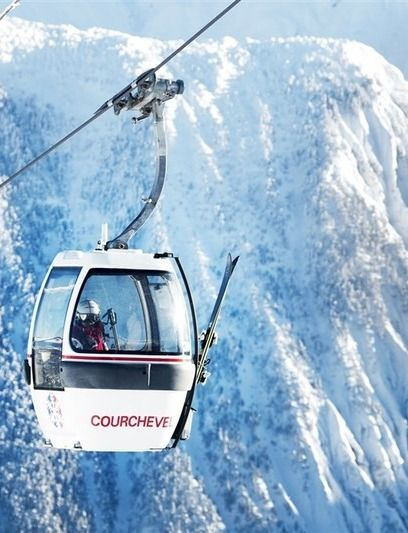Among the Best Ski Resorts in Europe: Corcheval, France
