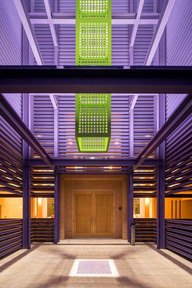 Gallery of Highland Hall Residences Stanford University / LEGORRETA - 15