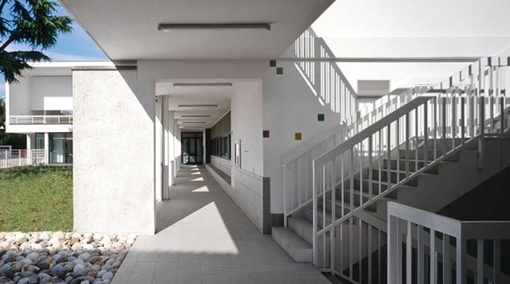 Centro civico integrato a Liscate   exterior www.arcoassociati.com