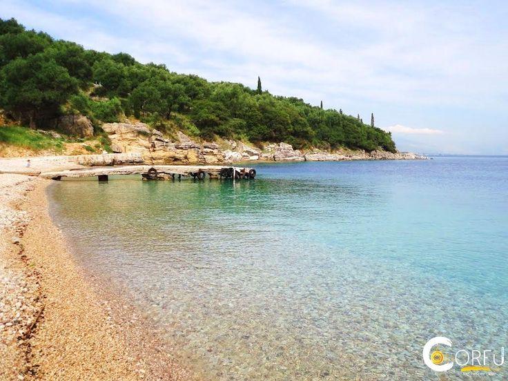 Παραλία Κερασιά: Η Παραλία Κερασιά βρίσκεται 40 χλμ από την πόλη της Κέρκυρας και είναι μια οργανωμένη παραλία με βότσαλα, περιτριγυρισμένη από πεύκα και όχι από κ...