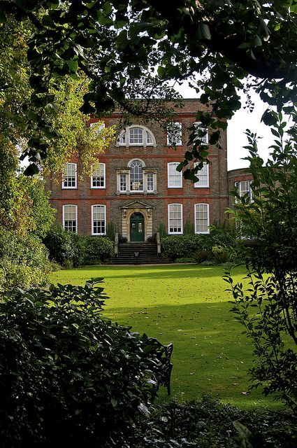 CURB APPEAL – another great example of beautiful design. Peckover House And Gardens in Cambridgeshire.