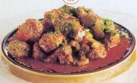 Ingrediënten: 500 gr. gemengd gehakt 3 eetlepels paneermeel versgemalen peper en zout 2 uitgeperste teentjes knoflook 1 snufje nootmuskaat 2...