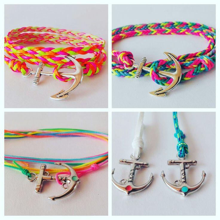 Anchor bracelet ⚓         EBEN-EZER