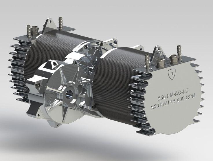 Rimac-Automobili-Concept_One-electric-motor