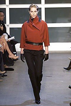 Narciso Rodriguez Fall 2001 Ready-to-Wear Fashion Show Collection