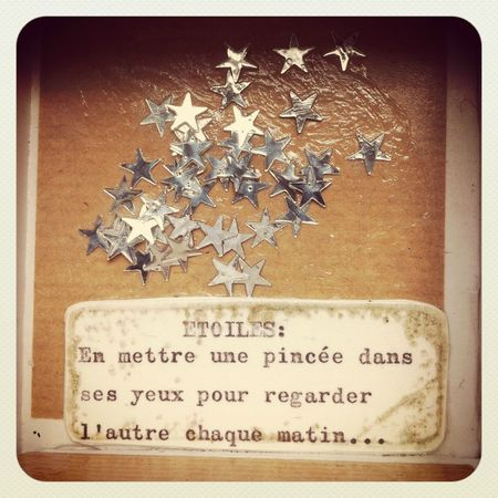 Etoiles - stars