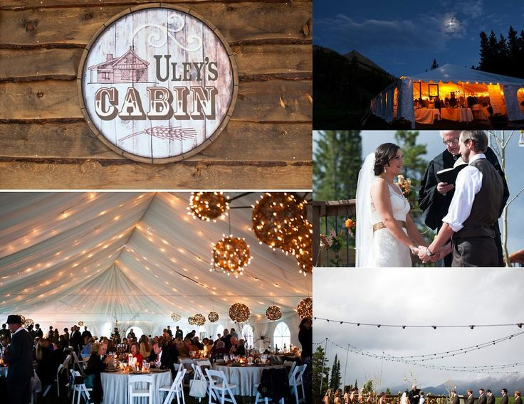 28 best wedding venues images on pinterest wedding for Uley s cabin crested butte wedding