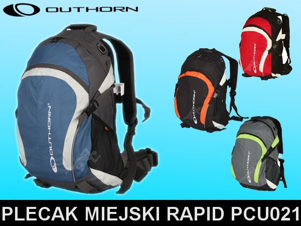 PLECAK TORNISTER SPORTOWY OUTHORN RAPID 20L