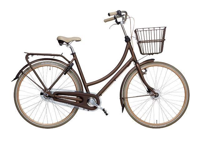 Batavus Brighton Klassisk cykel i brown - Rentefri delbetaling