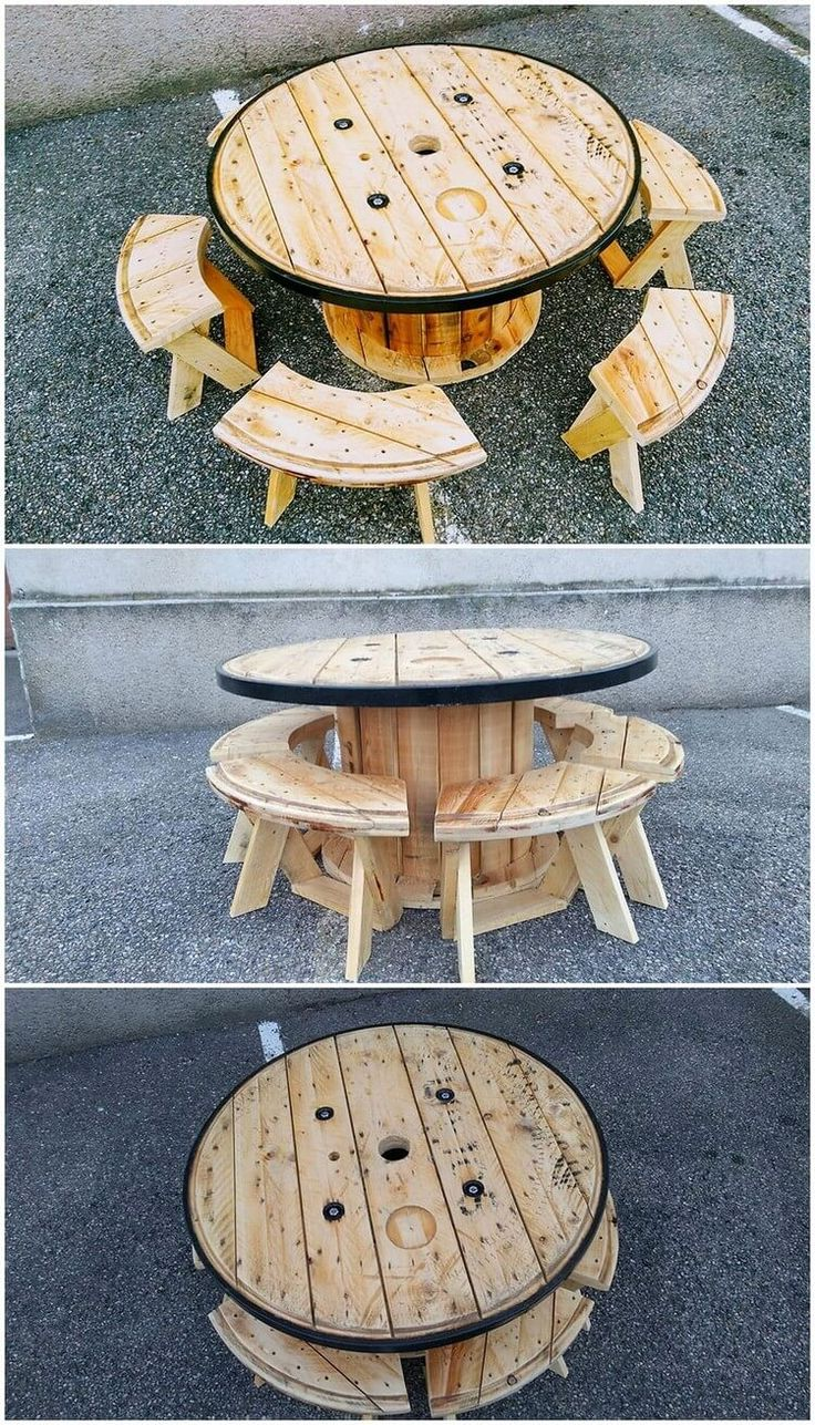 Unique and newest DIY wooden pallet projects