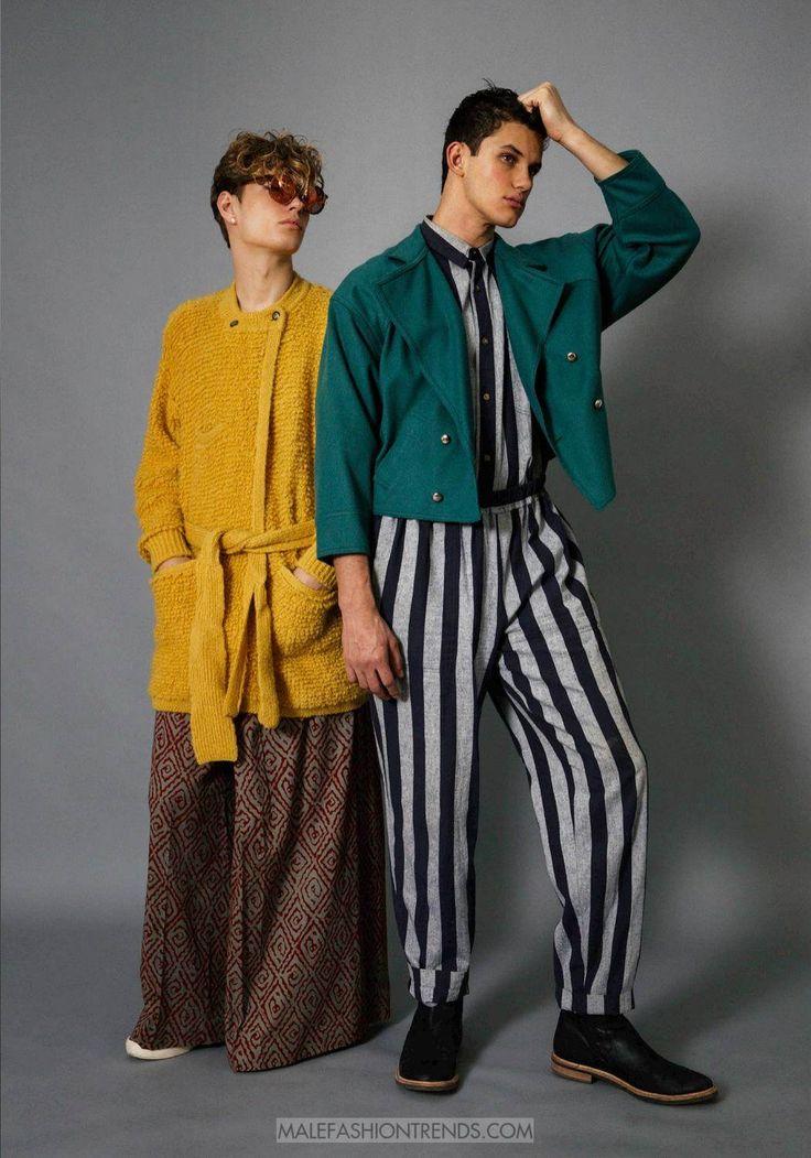 Male Fashion Trends: Editorial por Gabe Ayala para FAVE Magazine