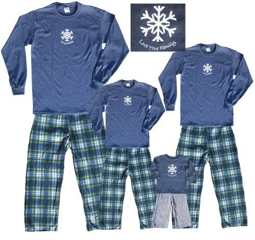 Winter Snowflake Navy Shirt Pant Set – Adult « ShirtAdd.com – Perfect Fit Shirts