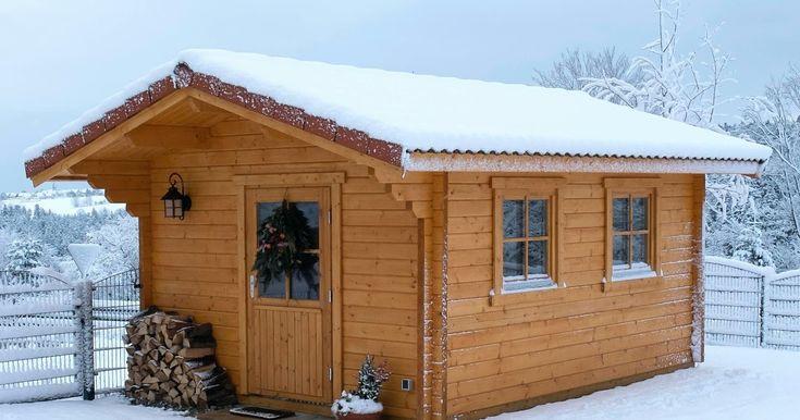 Gartenhaus Pultdach Selber Bauen Luxus Erstaunlich