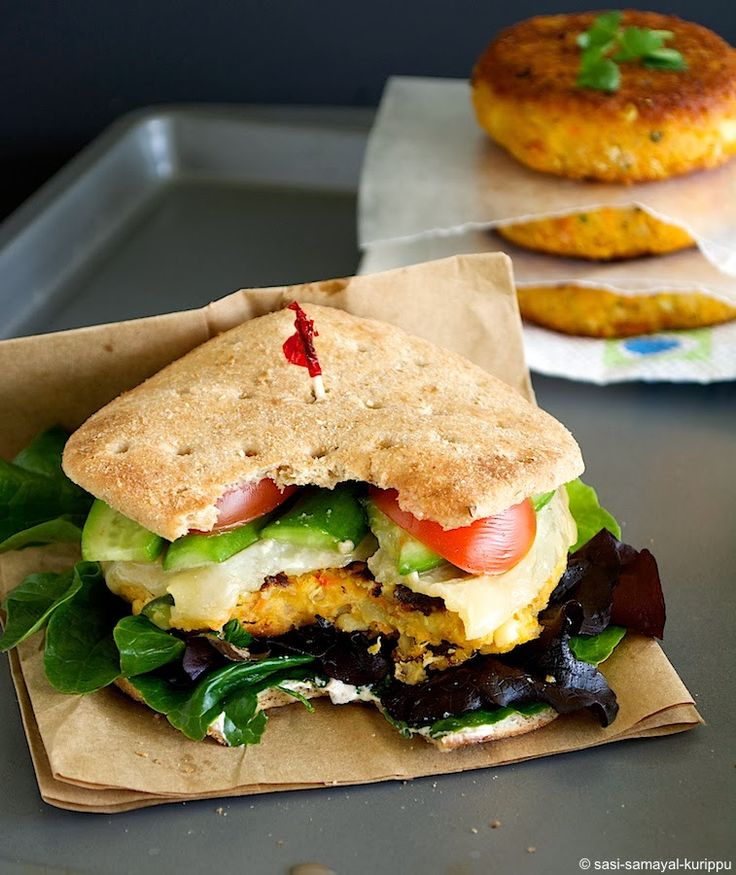 Quinoa & Veggie Patties by sashiskitchen:  #Veggie_Patties #Quinoa #Healthy
