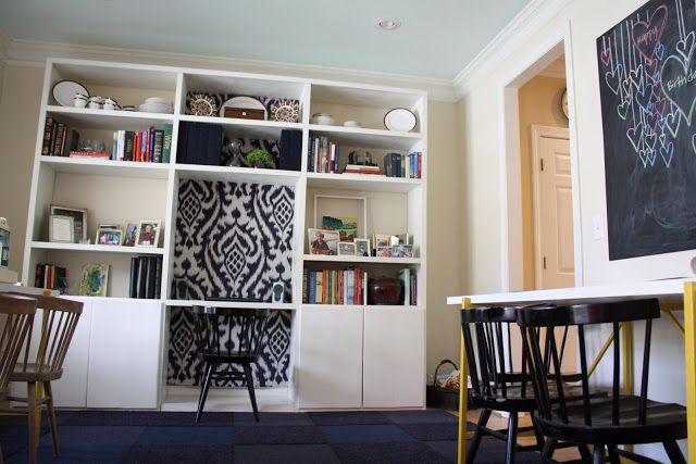 Growing Home: The Big Bookshelf Project