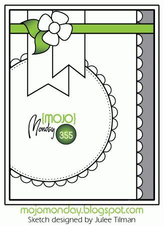 Mojo 355 & Pals Paper Arts 212