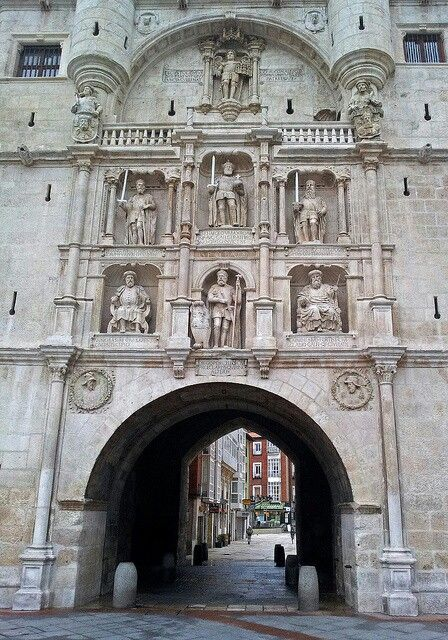 Burgos - Castile and León, Spain