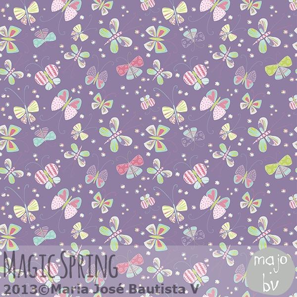 Magic Spring Maria José Bautista V http://www.majobv.com/