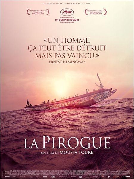 ✖✖✖ La Pirogue : affiche ✖✖✖
