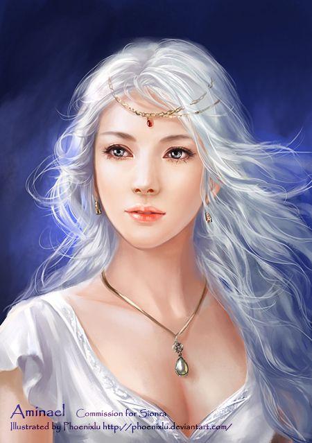 Aminael by phoenixlu on deviantART