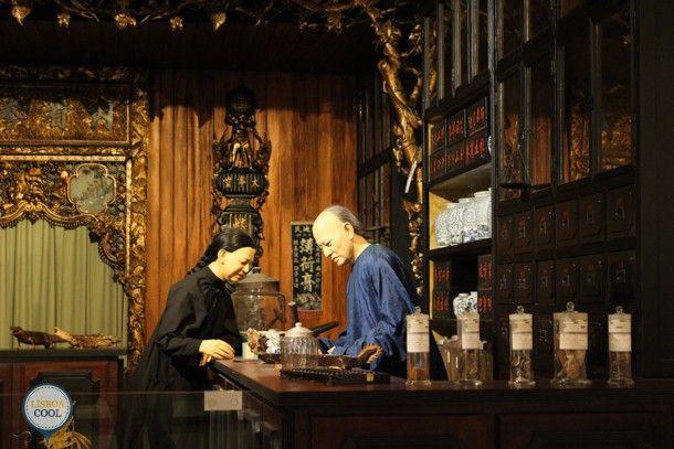Lisboa Cool - Visitar - Museu Farmácia