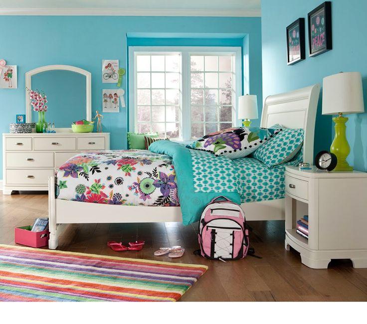 Paris Youth Panel Bedroom Set Pearl Furniture in 2020 ...
