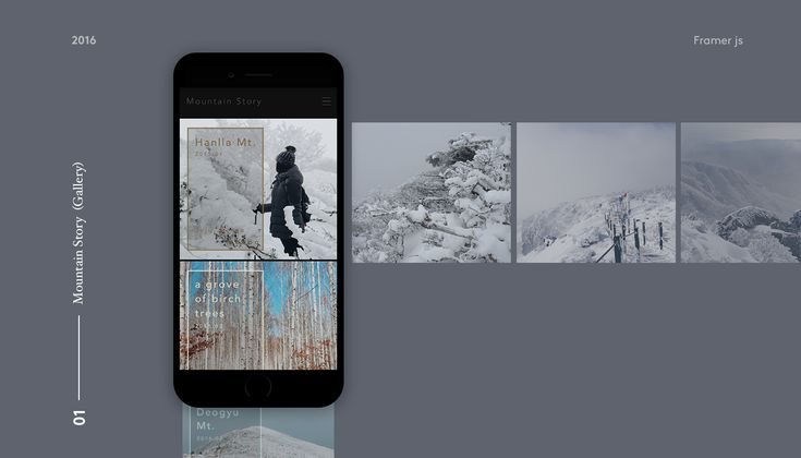 Framer js - Prototype #1 on Behance