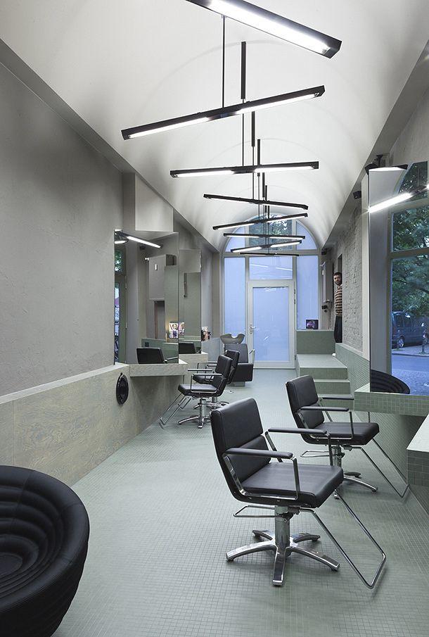 17 migliori idee su saloni di parrucchieri su pinterest for Gamma arredamenti parrucchieri
