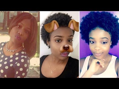 My natural hair journey (Relaxed to Natural ) big chop??YT Miah lee : BeautyDiagrams