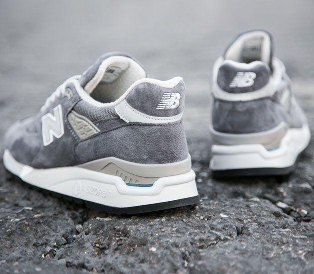 New Balance 998 – Grey