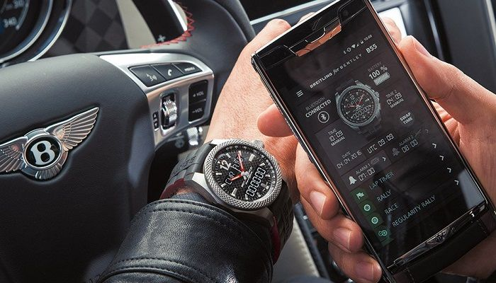 Breitling Bentley Supersports B55 The price of these Breitling watches, produced only 500 units, is not yet known.
