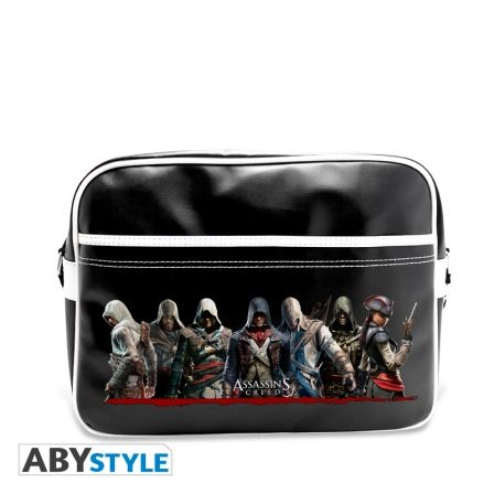 ASSASSIN'S CREED Sac Besace AC groupe Vinyle