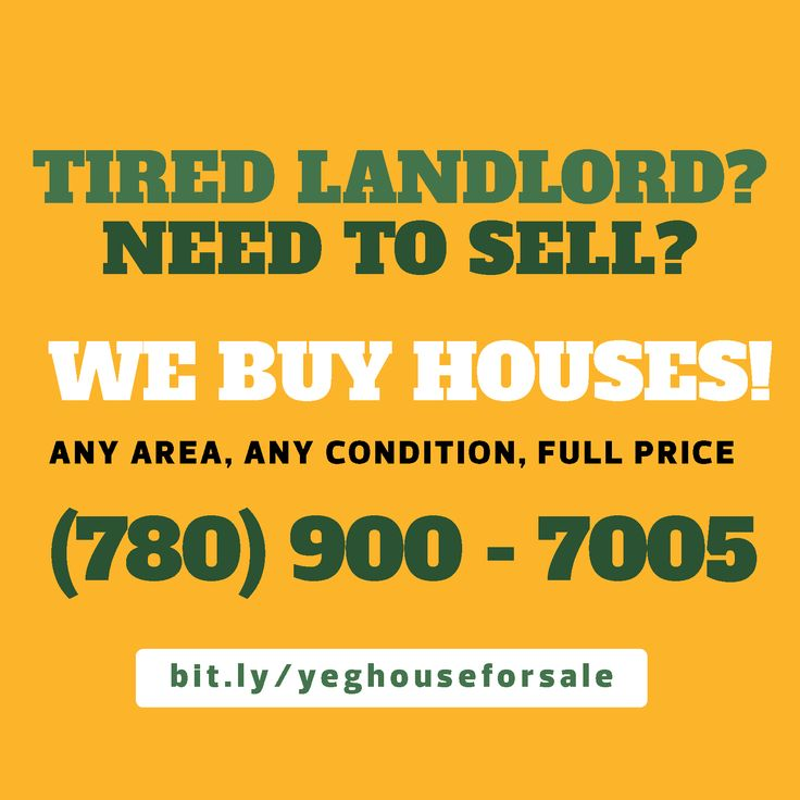 We Buy Houses. Edmonton, Alberta, Canada.  Regardless of the challenges you may be facing, we can provide you with options that enable you to make better decisions. Our specialty is finding creative solutions to seemingly impossible situations.