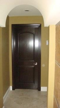 Solid Mahogany Interior Doors mediterranean interior doors