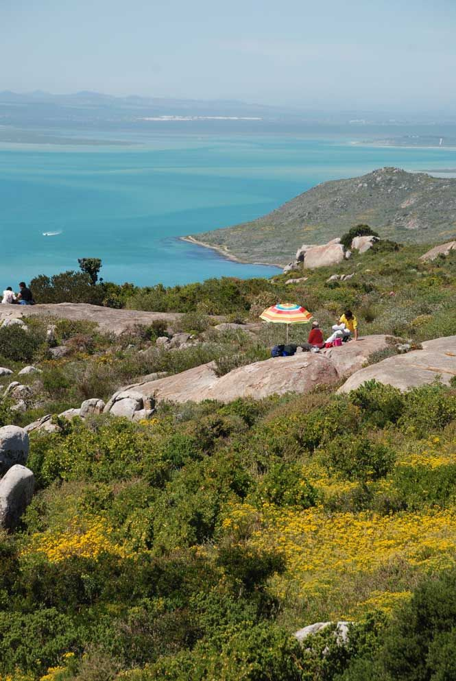 West Coast national Park, near Cape Town
