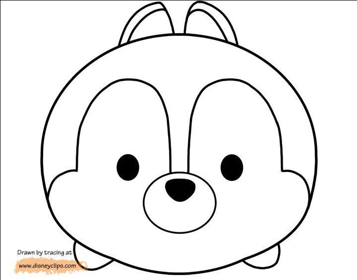 Dibujos Tsum Tsum Dibujos Para Colorear: Les 36 Meilleures Images Du Tableau Coloriage Tsum Tsum