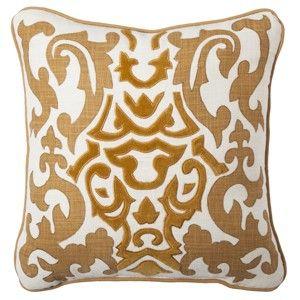 Target Threshold™ Embroidered Velvet Toss pillow bogo | Future Home