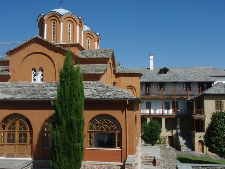 Akritohori Hermitage, Serres