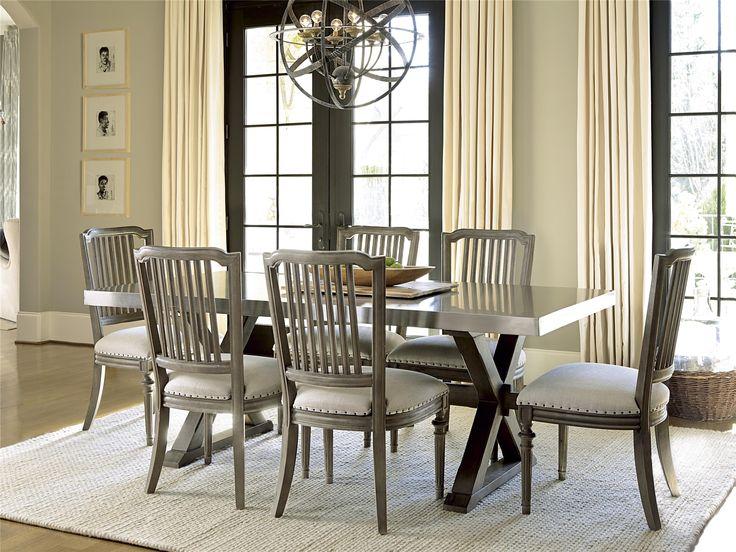 Universal Furniture | Berkeley 3 | Flatiron Table