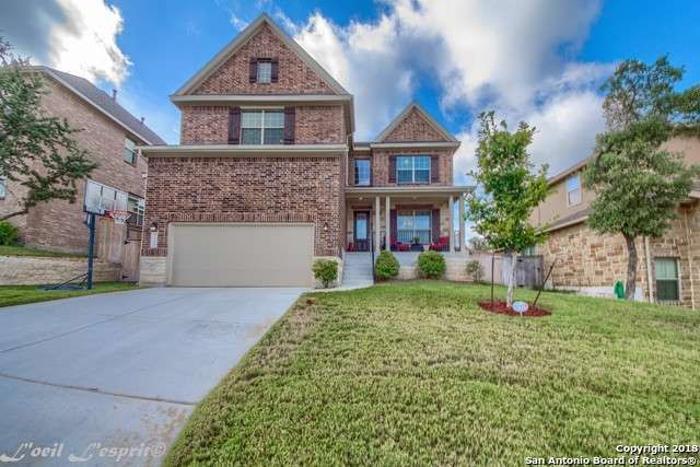 Single Family Detached San Antonio Tx Beautiful 2 Story 4 Bedroom 3 5 Bath Home Located In Terra Bella Open Floor Plan H Sale House Garden Tub Land For Sale